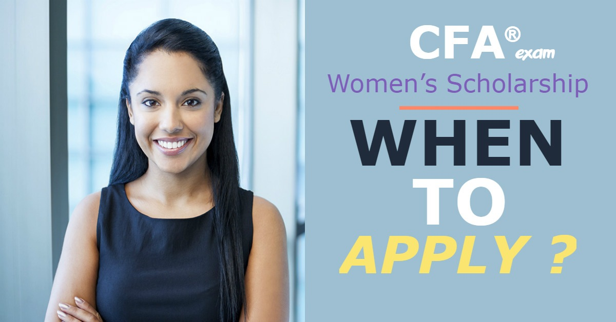 Chartered Financial Analyst (CFA) Institute Scholarships 2020 for Women