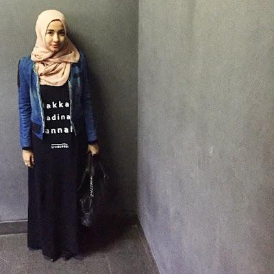 fashion terbaru Ala Laudya Cintya Bella