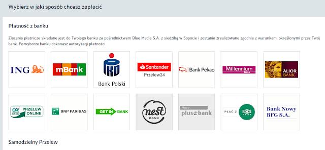 Przelew weryfikacyjny do InBanku