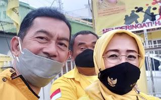 Fraksi Golkar DPRD Garut Prihatin dan Sampaikan Belasungkawa atas Korban Covid-19