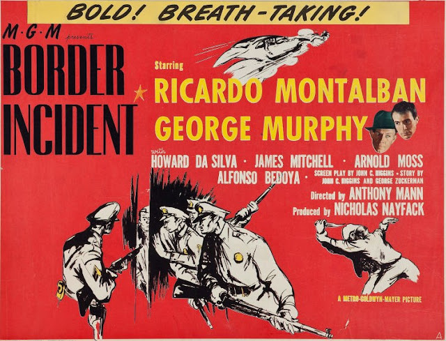 Watch Border Incident (1949) Full Streaming Movie