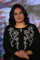Cute Poja Gandhi in black dress at Dandupalyam 2 Movie press meet  ~  Exclusive 42.JPG