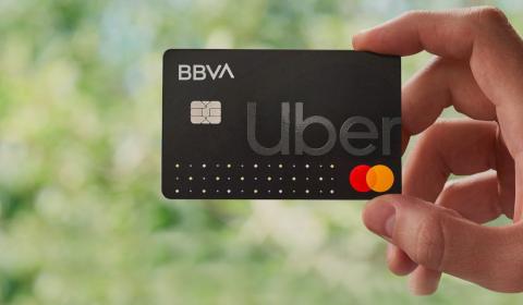 BBVA + Uber