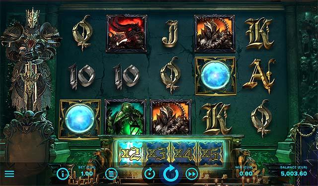 Ulasan Slot NetEnt Indonesia Dark King Forbidden Riches