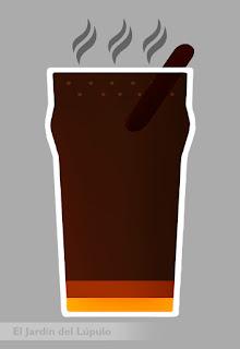 Cóctel con cerveza: Mulled Beer