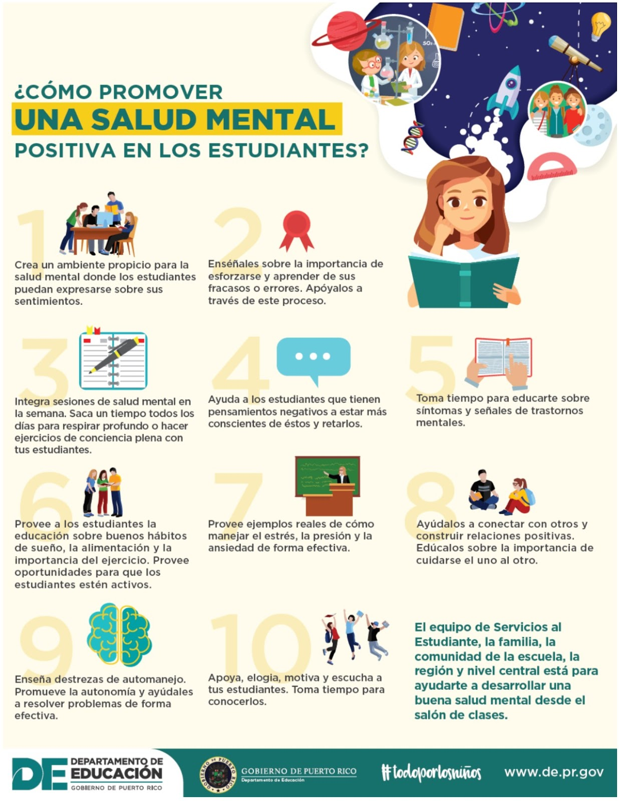 la importancia de una buena salud mental