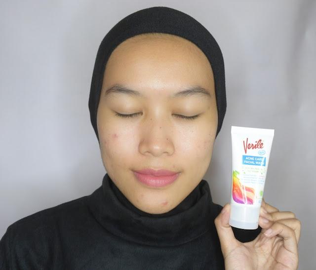 Verille Acne Care Facial Wash