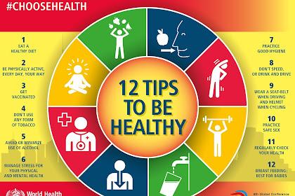 Tips Cara Hidup Sehat Alami dan Menyenangkan - Inilah penjelasannya
