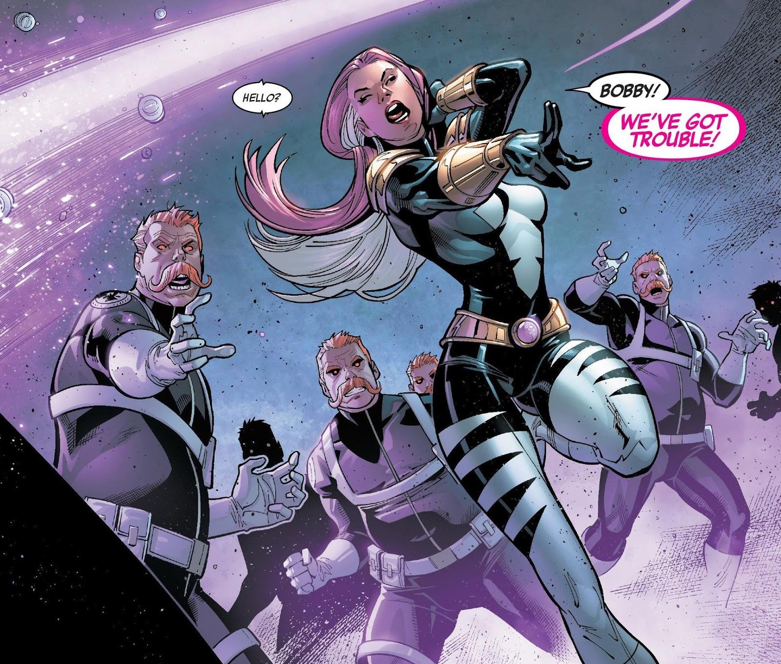 Weird Science DC Comics: New Avengers #13 Review - Marvel Mondays