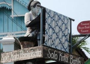 Kampoeng Batik Kauman Kampoeng Batik Kauman