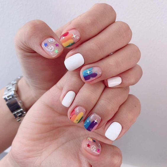 Cute Nail Designs for Every Nail - Nail Art Ideas to Try 💅 26 of 50