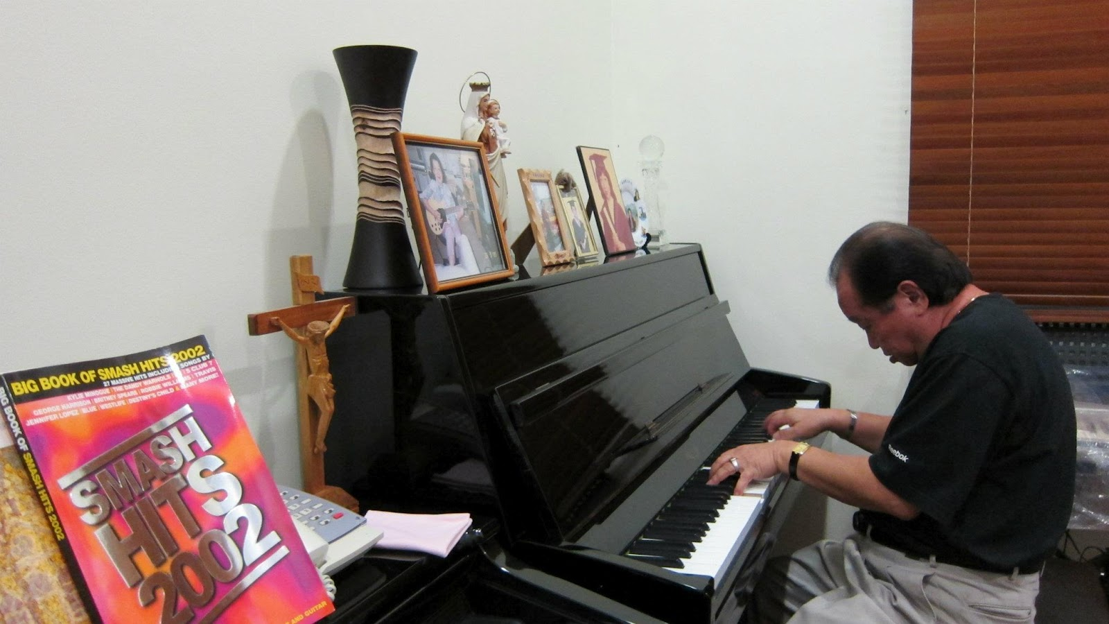 Jimmy Chan: Singapore's Favourite Pianist Ever