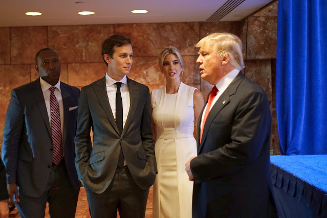 Trump's son-in-law nominated for Nobel Peace Prize