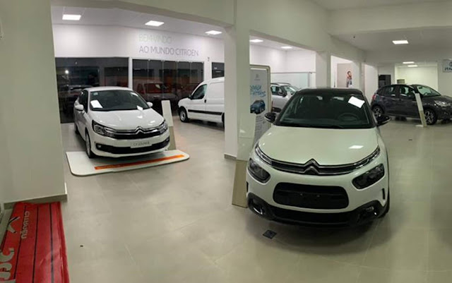 Citroën tem nova concessionária em Feira de Santana (BA)