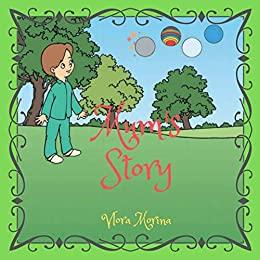 Mum's Story book promotion by Vlora Morina