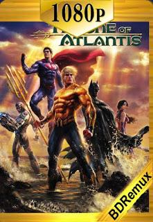 La Liga de la Justicia: El trono de Atlantis (2015)[BDRemux 1080p ] [Latino-Inglés] [GoogleDrive] RafagaHD