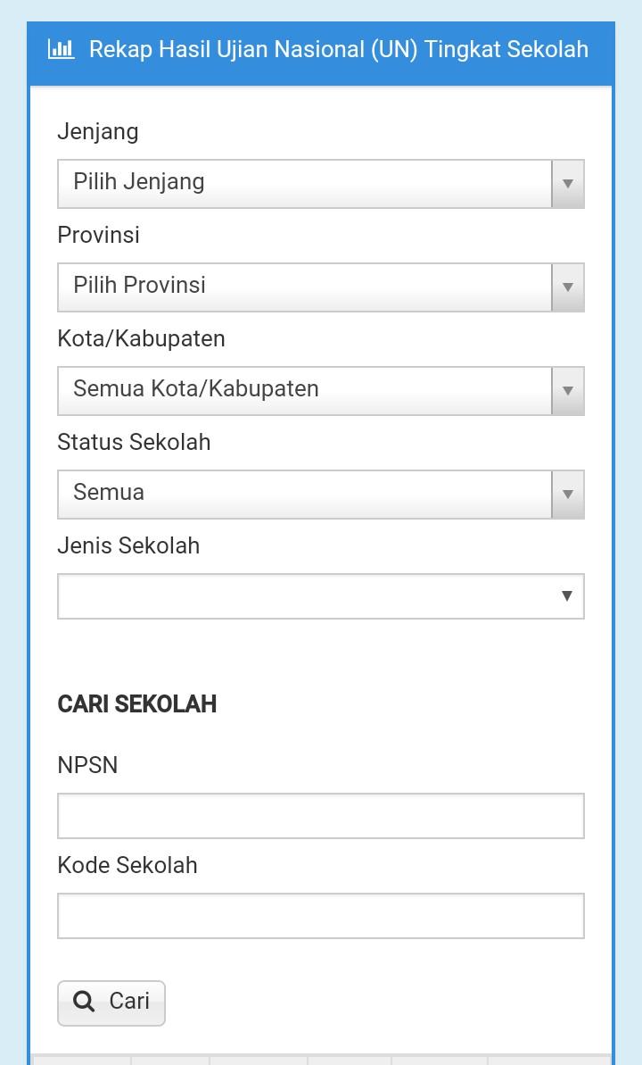 Https //puspendik.kemdikbud.go.id/hasil-un/ 2019 : https, //puspendik.kemdikbud.go.id/hasil-un/, INILAH, PENGUMUMAN, HASIL, NILAI, SMP/MTs, SMA/MA, TAHUN, 7Pelangi.com