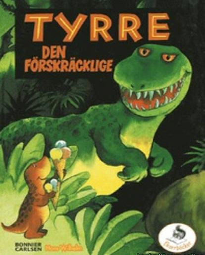 قصص مبسطة للقراءة وتعلم السويدية قصة - ❞ قصة Tyrre den forskracklige ❝