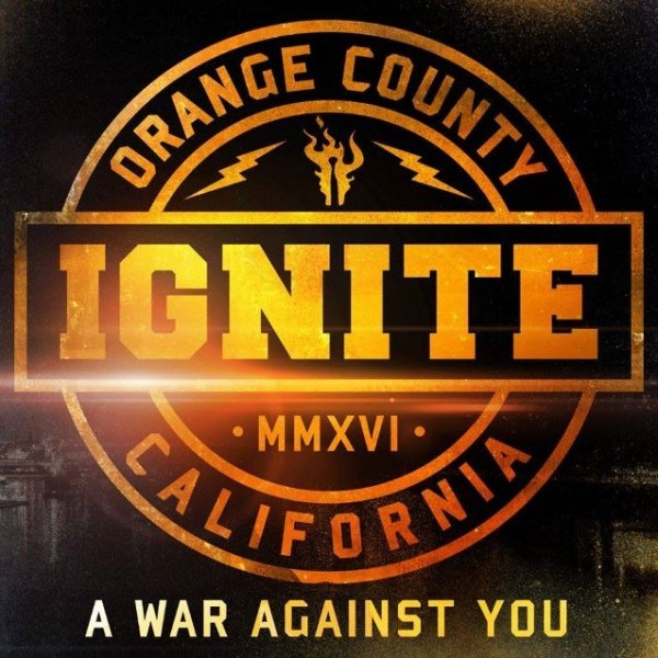 """Ignite premiere video for """"Nothing Can Stop Me"""""""