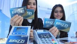 Aktivasi Deposit BRIZZI Setelah Top Up Agar Saldo Bertambah