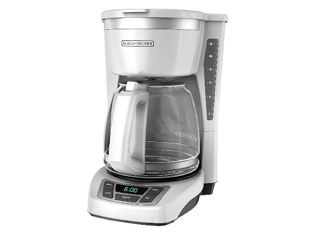 White Coffee Maker - Choosing A White Coffee Maker That Is Right For You