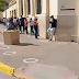 (video) SÁENZ PEÑA: LUNES CON MUCHA GENTE EN LAS CALLES Y FILAS DE 500 METROS