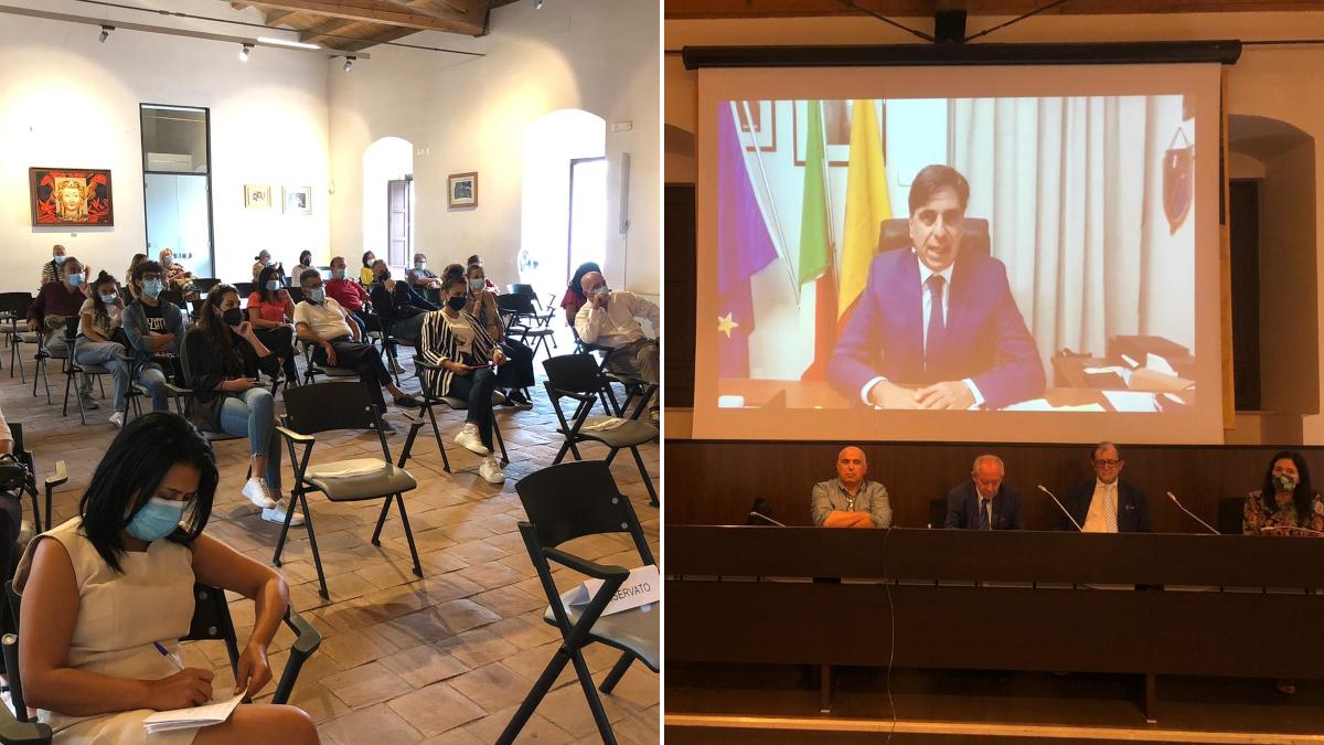 Corso vaccino anti Covid dirigenti dipendenti Comune di Catania