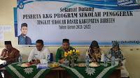Kadisdikbud Bireuen Buka Kegiatan Program Sekolah Penggerak KKG di SDIT Muhammadiyah