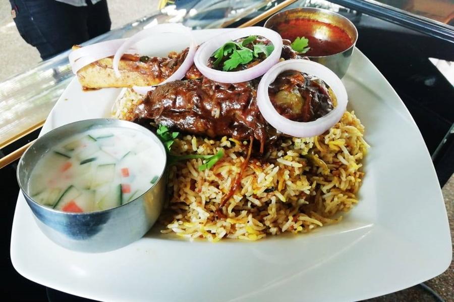 Taj Garden Restaurant
