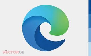 Microsoft Edge New 2020 Logo - Download Vector File EPS (Encapsulated PostScript)
