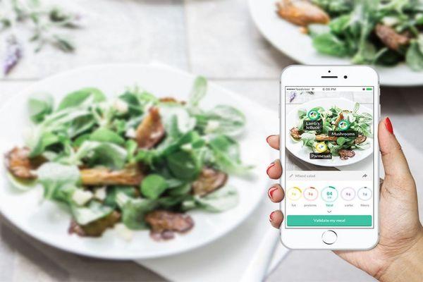 شركة Foodvisor تتتبع تلقائيًا ما تتناوله باستخدام التعلم العميق