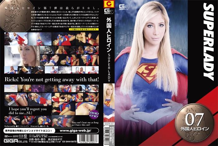 GGFH-07 Pahlawan Tremendous Wanita Asing
