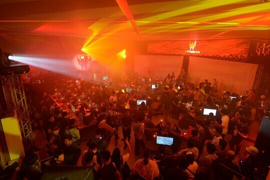 Acer Predator Takes Center Stage at High Grounds Café