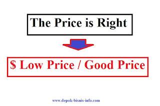 Bisnis, Cara Menentukan Harga Jual Kompetitif, Harga Jual Kompetitif, Harga Kompetitif