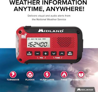 Buy Weather Emergency Alert Radio