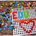 Kreatywna zabawa MOZAIKĄ KWADRATÓW od Educarium