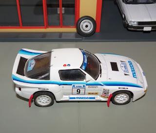 CM's Mazda RX-7