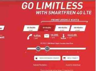 Banyaknya operator yang menawarkan harga paket promo internet murah mungkin bisa saja mem Daftar Paket internet Smartfren Murah terbaru  2020 berikut cara mengaktifkan paket SmartFren