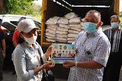Terima Bantuan 4.250 kg Beras, Bupati Tamba Siap Salurkan Kewarga Yang Sangat Terdampak