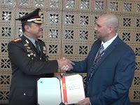Berhasil Bongkar Kartel Besar Internasional, US DEA beri Penghargaan Kepada Polres Metro Jakarta Barat