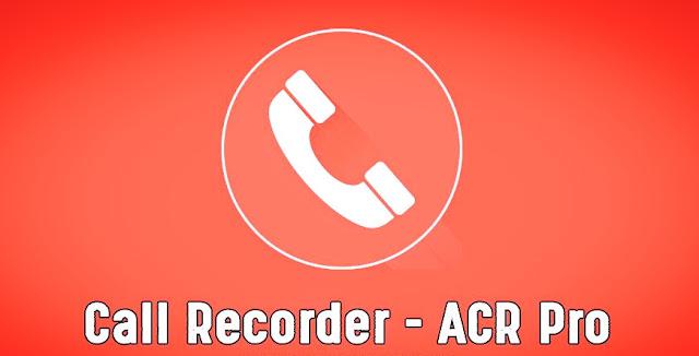 ACR PRO v31.5 APK