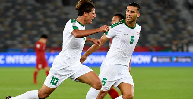 اهداف العراق وكمبوديا 4.0 وتفاصيل المباراة
