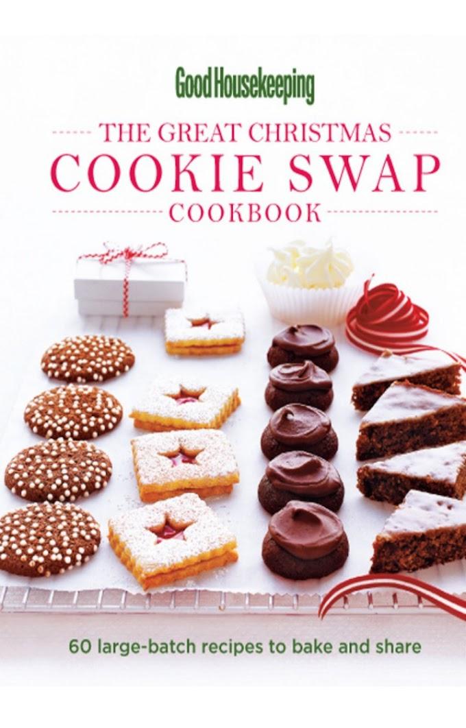 The Best Christmas Cookie Swap CookBook