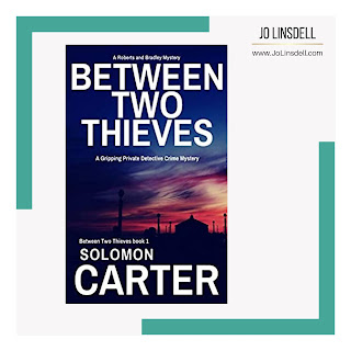 Book Cover Between Two Thieves by Solomon Carter