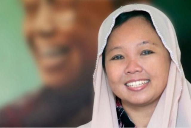 Putri Sulung Gus Dur: Maaf Saya Bukan Pendukung Ahok