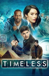 Timeless Temporada 1 audio español