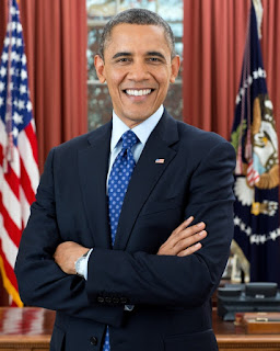 This guy here made me proud to be American - Barack Obama