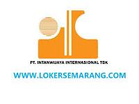 Loker Semarang General Affair Officer Lulusan S1 di PT Intanwijaya Internasional Tbk