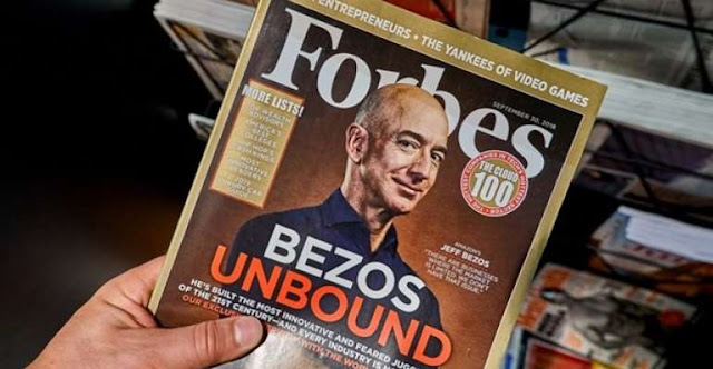 Jeff Bezos, Amazon, Michell Hilton
