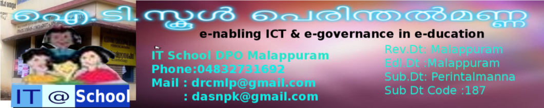 IT School Perinthalmanna
